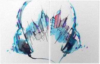 Dyptyk Dźwięki miasta