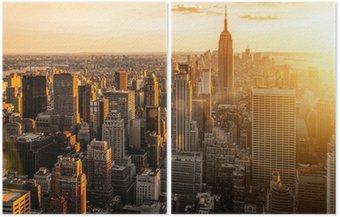 Dyptyk Nowy Jork