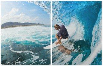 Dyptyk Surfing
