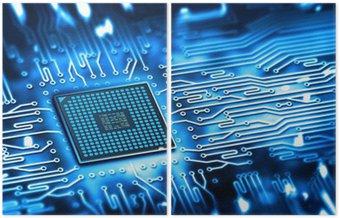Zintegrowany mikroprocesor