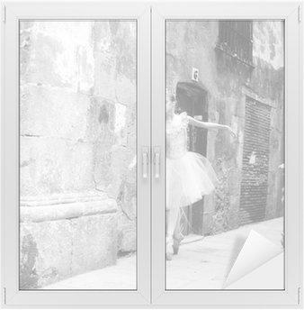 Fensteraufkleber Dancer 4