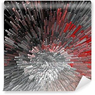 Vinyl Fotobehang Abstracte gestructureerde achtergrond.