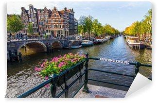 Vinyl Fotobehang Amsterdamse