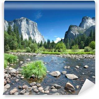 Vinyl Fotobehang Californië - Yosemite National Park