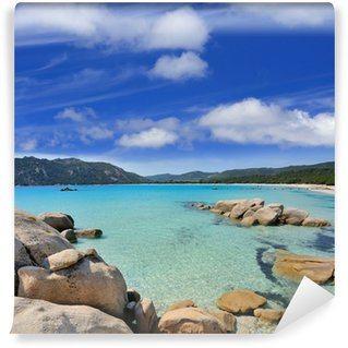 Vinyl Fotobehang Dream Beach