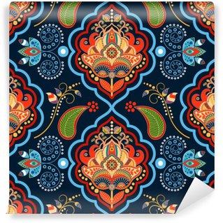 Vinyl Fotobehang Gestreept naadloze patroon