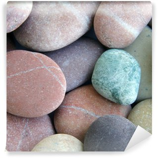 Vinyl Fotobehang Gladde stenen
