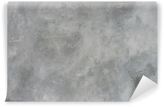Vinyl Fotobehang Hoge resolutie ruwe grijze getextureerde grunge betonnen muur,