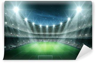 Vinyl Fotobehang Licht van Stadion