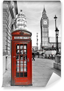 Vinyl Fotobehang London impression