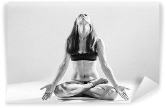 Vinyl Fotobehang Meditation