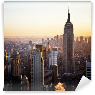 Vinyl Fotobehang New York