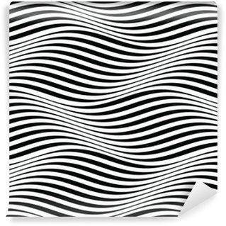 Vinyl Fotobehang Optical Art