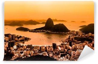 Vinyl Fotobehang Rio de Janeiro, Brazilië
