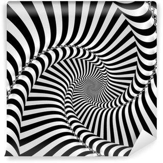 Vinyl Fotobehang Spiral Time
