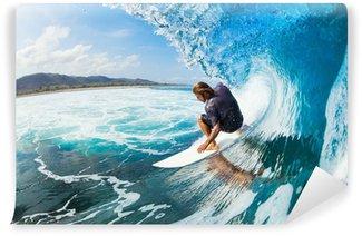 Vinyl Fotobehang Surfen