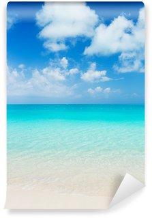 Vinyl Fotobehang Tropisch beach