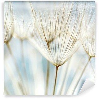 Fotomural de Vinil Abstract dandelion flower background