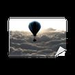 Fotomural de Vinil air balloon on sky