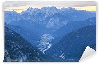 Fotomural de Vinil Alp valley