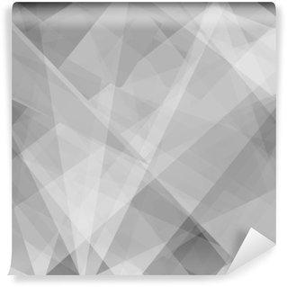 Fotomural de Vinil Fundo na moda Lowpoly com copyspace. ilustração do vetor. camadas de opacidade usados