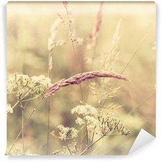 Fotomural de Vinil Summer Meadow