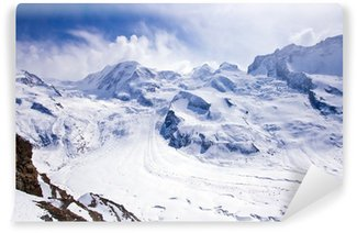 Fotomural de Vinil The Swiss Alp in Switzerland