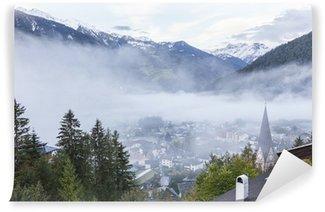 Fotomural de Vinil View of Matrei alp village