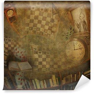 Fotomural Estándar Abstracto arte background