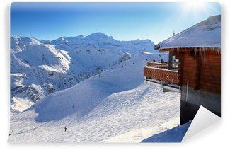 Fotomural Estándar Alpes Winter