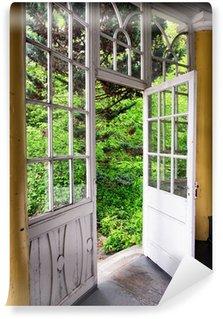 Fotomural Estándar Antiguo jardín de invierno