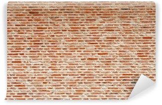 Fotomural Estándar Antiguo muro de ladrillo