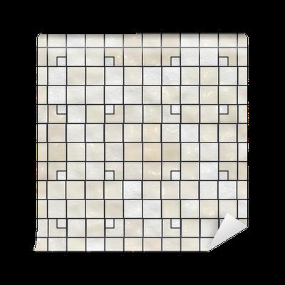 Fotomural azulejos superficie de la pared de fondo o la for Azulejos pvc autoadhesivos