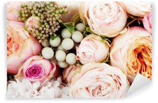 Fotomural Estándar Beutiful ramo de flores