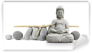 Fotomural Estándar Buda y Bienestar