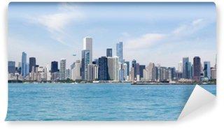 Fotomural Estándar Chicago skyline