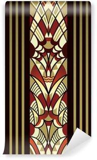 Fotomural Estándar Con motivos Art Deco 1