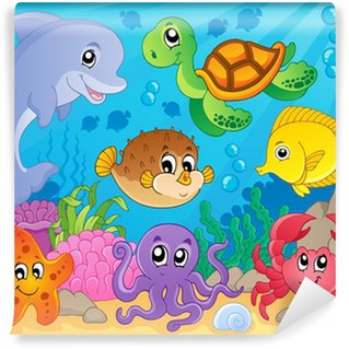 Fotomural Estándar Coral reef imagen Tema 5