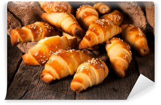 Fotomural Estándar Croissants rellenos