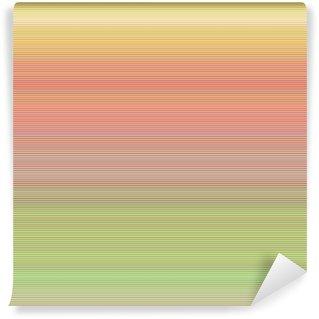 Fotomural Estándar Diseño de fondo de línea horizontal abstracta