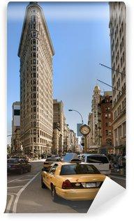 Fotomural Estándar Flatiron District en Nueva York