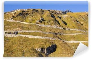 Fotomural Estándar Furka Pass Alps Road en Suiza
