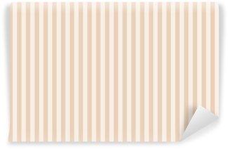 Fotomural Estándar Gestreift color beige de fondo
