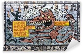 Fotomural Estándar Graffiti - street art