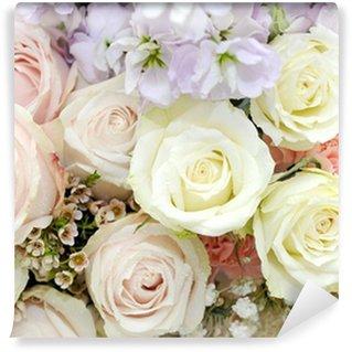 Fotomural Estándar Hermosa rosa