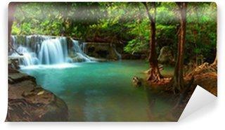 Fotomural Estándar Huay Mae Kamin cascada