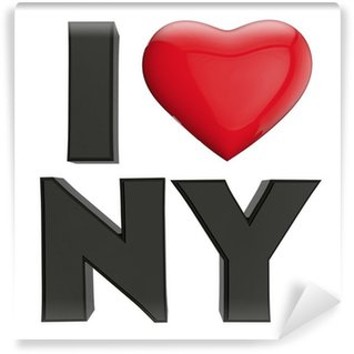 Fotomural Estándar I Lov New York