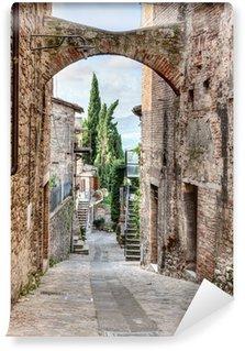 Fotomural Estándar Italiano antiguo callejón