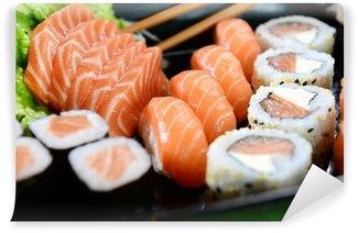 Fotomural Estándar Japonés del sushi