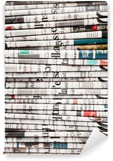 Fotomural Lavable Periódicos